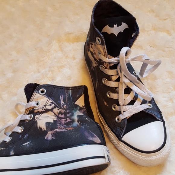60d284ba708b Converse Shoes - Converse Chuck Taylor All Star DC Comics Batman